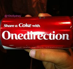 OMG I WANT THIS!!! haha and I would love to share a coke with them :D