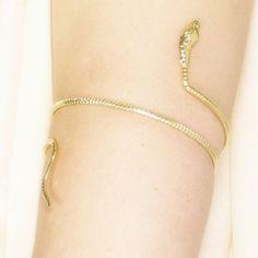 Damen-Schlangen-Armband-Medusa-Agyptische-Kleopatra-Kostuem-Verkleidung-Zubehoer