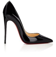 We Adore: The So Kate Patent Leather Pumps from Christian Louboutin at Barneys New York