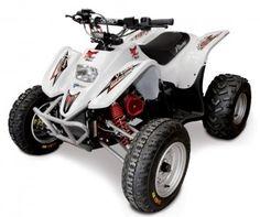 ATV COPIIAccess Motor Access DRR 100 RACE White '16