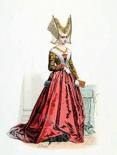 Moda del 15 secolo
