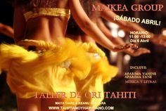 www.tahitianoyhawaiano.com //www.youtube.com/user/MAYATIARESPAIN  Maya Tiare y Keanu Guevara Danzas polinesias en España