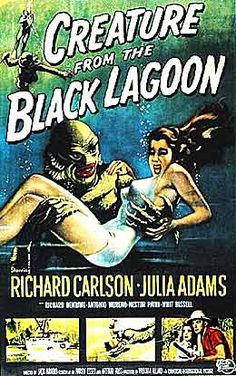 Creature from the Black Lagoon. (1954)