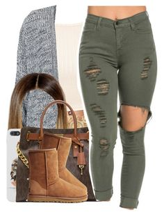"""It's Just Now Getting Cold.."" by nasiaamiraaa ❤ liked on Polyvore featuring Topshop, Forever New, Rolex, MICHAEL Michael Kors, UGG Australia, women's clothing, women's fashion, women, female and woman"