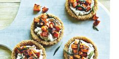 I Quit Sugar: Quinoa Cheese Tartlets by Chrissy Freer // Vegetarian Recipes Sage Recipes, Sugar Free Recipes, Vegetarian Recipes, Cooking Recipes, Vegetarian Lunch, Lunch Recipes, Healthy Recipes, How To Cook Quinoa, Cooked Quinoa