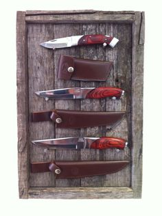 Knife Display Case …