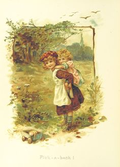 Alenquerensis: Helen Jackson's, illustrations from 1883 children book