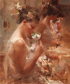 Nydia Lozano, 1947 ~ Impressionist Figurative painter   Tutt'Art@   Pittura * Scultura * Poesia * Musica  