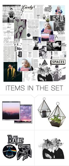 """""""intro"""" by hopeless-romantics ❤ liked on Polyvore featuring art"""