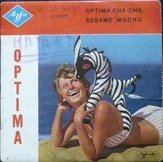 Luis Valino Et Son Orchestre* - Optima Cha Cha (Vinyl) at Discogs