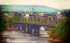 'Royal Alexandra Interprovincial Bridge' by © Diane Tisseur, Groovy Lens, via 500px, www.groovylens.com -- Photography