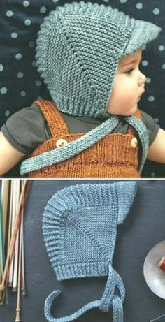 Vintage Baby Cover with Visor - Tutorial Vintage Baby Cover with Visor - Tutorial Knitting , lace processing is essentially the most beautiful hobbies that women. Kids Knitting Patterns, Knitting Blogs, Baby Hats Knitting, Crochet Patterns, Dress Patterns, Vintage Baby Dresses, Baby Cover, Knitted Bags, Baby Sweaters