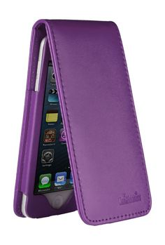 HHI TuchiFlip5 Case for iPod Touch 5th Generation - Purple