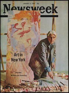 Willem de Kooning 24 APRIL 1904 -19 MARCH 1997