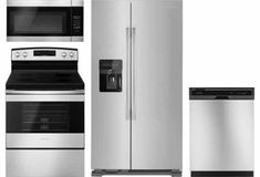 Shop for kitchen appliance packages at Best Buy. Find great prices on kitchen appliance bundles and suites from top brands. Cheap Kitchen Appliances, Laundry Room Appliances, Kitchen Appliance Packages, Best Appliances, Smart Kitchen, Cool Kitchens, Buy Kitchen, Kitchen Ideas, Kitchen Cabinets