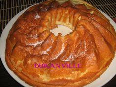DukanVille Ricette Dukan: CHIFFON CAKE