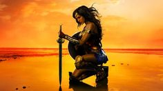 Bask in the Glory of the New Wonder Woman Poster   Bask in the glory of the new Wonder Woman poster  Warner Bros. Pictures and DC Entertainment have released thenewWonder Womanposter which you can check out in the gallery below! Stars Gal Gadot and Chris Pine are set to appear on Nickelodeons Kids Choice Awards tomorrow so check back here for anything they may bring along from the upcoming movie. In addition you can check out our reports from the set of the film (linked below) as well as a…
