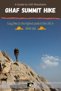 follow this guide to know about 5 easy and well marked trails in the United Arab Emirtaes. All routes are reachable by 1-2 hours drive from Dubai and are signposted. Tried all myself, and made this list for you. Enjoy the incredible Hajar mountains in the UAE. | UAE hiking | Dubai hiking | Ras Al Khaimah #hiking #hikingtrails #uaehikes #uae #dubai Ras Al Khaimah, United Arab Emirates, Hiking Trails, Uae, Need To Know, The Incredibles, Adventure, Mountains, Adventure Movies