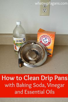 1000 Images About Stove Drip Pans On Pinterest Clean