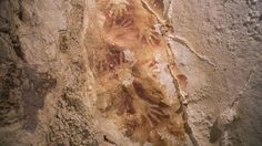These Are The Handprints Of People Who Lived 40,000 Years Ago