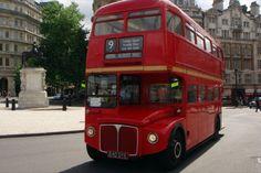 Clásicos Autobuses Rojos.