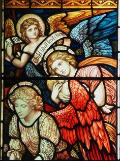 'Children's Window' by Henry Holiday - #stainedglass #churchwindows