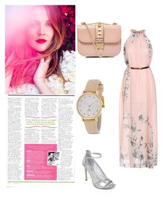 """nothing to it"" by mercedes-medina ❤ liked on Polyvore"