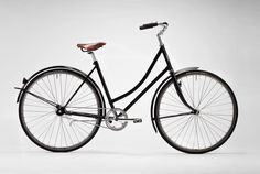 Finland made bike inspired from the Archipelago  Pelago Brooklyn Classic