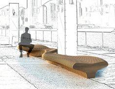 Urban Adapter Parametric Bench