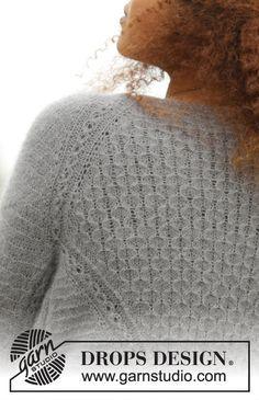 Sweater Knitting Patterns, Knit Patterns, Free Knitting, Fair Isle Knitting, Cable Pattern Free, Drops Design, Drops Patterns, Knitting Magazine, Pulls