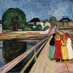 Edvard Munch | 1863-1944, Norway
