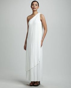Like a Roman toga