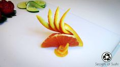 Garnishing a plate with some fresh fruit is the best way to make your dish stand out. Learn how quickly and easily you can make a citrus garnish right here.