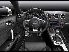 dad's car interior