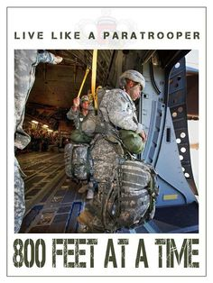 Paratrooper for Robb