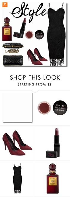 """Popmap 15"" by goldenhour ❤ liked on Polyvore featuring moda, Wet Seal, Tom Ford i Chanel"