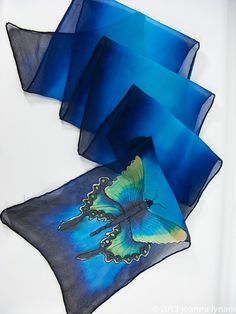 Hey, I found this really awesome Etsy listing at https://www.etsy.com/listing/161632059/hand-painted-silk-scarf-butterfly-silk
