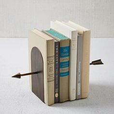 Heritage Bookends #westelm