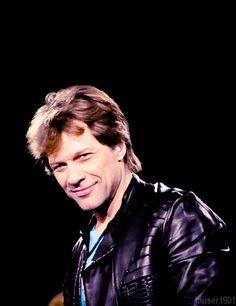 Jon Bon Jovi. Goodness gracious!!