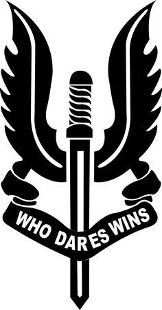 Who dares wins