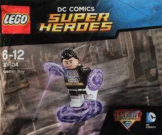 LEGO DC Comics Super Heroes Cosmic Boy (30604)