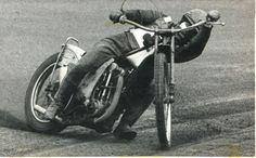 Peter Craven (1959)  *OLD TIME SPEEDWAY - fb