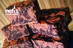 Yumuşacık Duble Kakaolu Tepsi Keki Tarifi