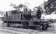 India Railways - Bengal Nagpur Railway 2-8-2T steam locomotive Nr. 467 (North British Locomotive Works 22830 /  1921)