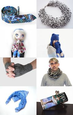 ♥Gifts for the holidays♥ by Manechka Manechka on Etsy--Pinned with TreasuryPin.com