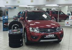 Suzuki Grand Vitara может вернуться в Россию
