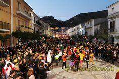 Il Carnevale di Amantea, domenica 17 febbraio 2013