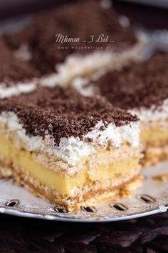 Mhmmm… mhmmm… to były dźwięki towarzyszące degustacji tego ciasta :) Nic dodać… Pear Recipes, Baking Recipes, Cake Recipes, Dessert Recipes, Pear And Almond Cake, Almond Cakes, Polish Desserts, Polish Recipes, Different Cakes