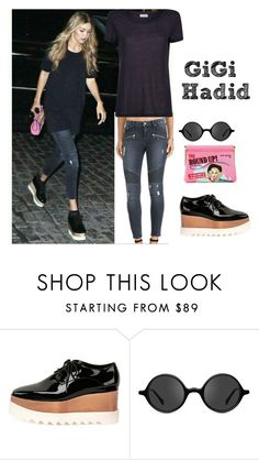"""""""Untitled #852"""" by fatyhnrqz94 ❤ liked on Polyvore featuring STELLA McCARTNEY, Muse and Claudie Pierlot"""