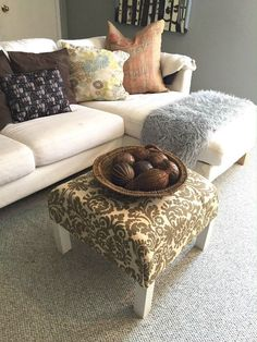 This month, for the *Renew * Refresh * Restyle Furniture Challenge, 5 other bloggers and I have been working on brand new furniture flip projects and can't wait to share them with you. Be sure to chec